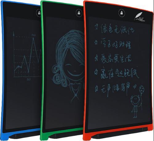 8.5寸环保液晶电子手写板