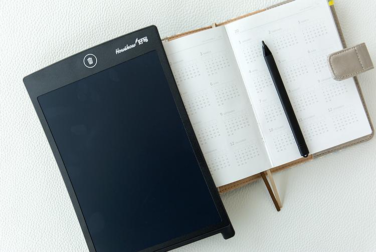 纸质笔记本Obsolete,首款可擦除智能手写板,重复画写5万次